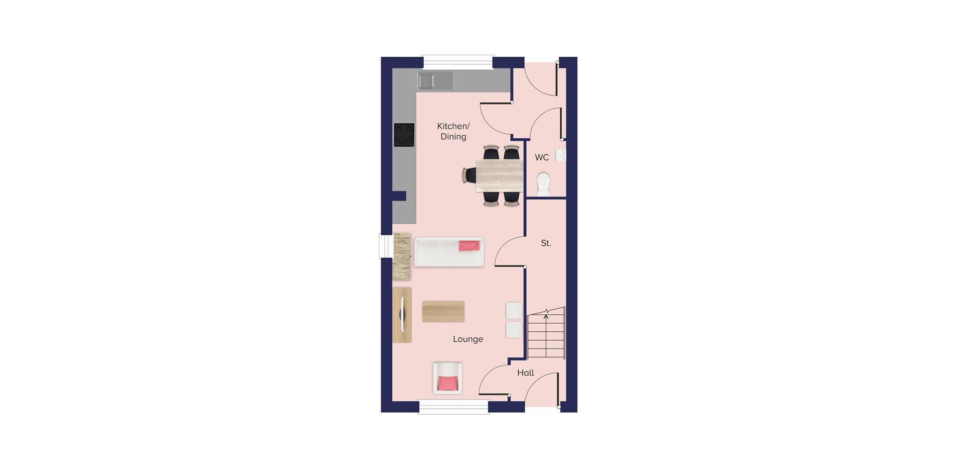 Northwalls Grange_Plots 42 45 46 49 62 63 64 65 68